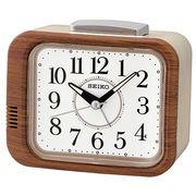 【新品取寄せ品】セイコークロック 目覚まし時計 KR509B