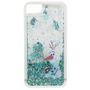 【iPhoneケース】アナと雪の女王2 iPhone 8グリッターカバー オラフ