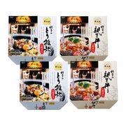 博多華味鳥 料亭のとり雑炊・親子丼セット HZO-4