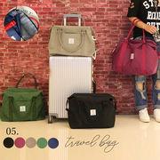 キャリーオンバッグ トラベルバッグ レディース 大容量 旅行バッグ はっ水加工 ボストンバッグ 即納