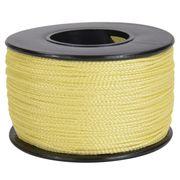 ATWOOD ROPE ナノコード 0.75mm アラミド繊維 イエロー