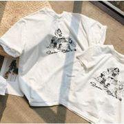 新作★大人気アパレル★親子服子供服★トップス★Tシャツ