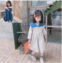 韓国ファッション 韓国子供服  2020春夏新作 子供服 ワンピース  トップス 7-15