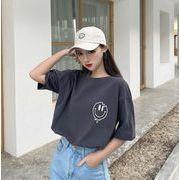 【海外買付】人気Tシャツv-gt2080a-2541【2020春夏新作】レディース/シンプル/タウン使い/可愛い