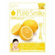 サンスマイル ピュアスマイル エッセンスマスク化粧水タイプ レモン 001