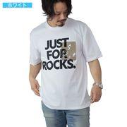 【2020新作】 Tシャツ メンズ 半袖 5分袖 シースルーポケット ロゴ プリント ビッグシルエット カットソー