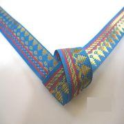 金糸刺繍☆チロリアンテープ 1.5m