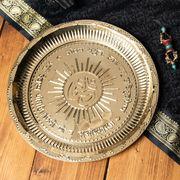 【祭壇用】オーンの礼拝皿 【直径:約30cm】
