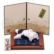 ★可愛い猫物語★ 和みの猫グッズ「なつかし屋」【猫町ねこ(お昼寝)】