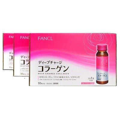 ファンケルFANCL ディープチャージ コラーゲン ドリンク 50ml×30本