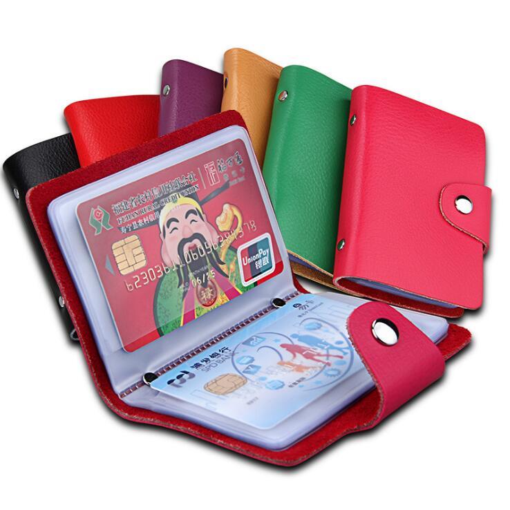 名刺ケース カードケース ビジネス 定期入れ 透明ポケット 20枚収納