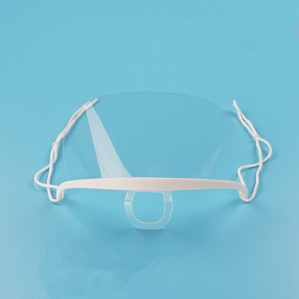 透明マスク 接客業用マスク 曇り止め クリアマスク 飛沫防止 フェイスシールド  夏マスク 繰り返し利用