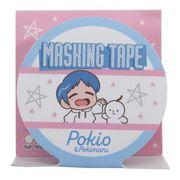 【テープ】UUUM ウーム 15mmマステ Pokio & Pokimaru