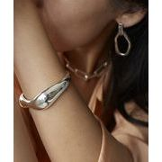 【Nothing And Others/ナッシングアンドアザーズ】Deform Bangle