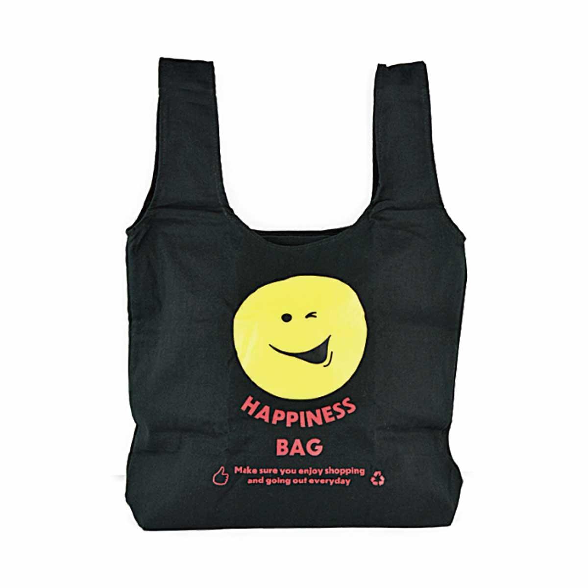 【予約販売】(8月下旬納品)マルシェ エコ キャンバス トートバッグ [ウインク] / レディース バッグ