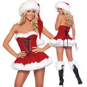 クリスマス サンタ衣装 サンタクロース衣装  サンタクロース cosplay コスプレ