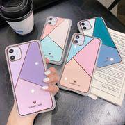 韓国 iphone ケース   iphone11 pro XR Xs 大人 可愛い スマホケース