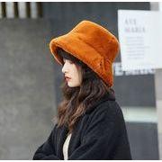 秋冬新作★レディース 帽子★バケットハット★防寒 保温 暖かい カジュアル★8色