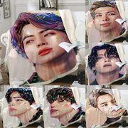 毛布 タオル グッズ BTS 韓国ファッション イベンド プレゼント 応援 寝具 ベッド マットレス