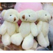 ぬいぐるみペンダント   テディベア バッグベアペンダント 服飾アクセサリー人形クマ