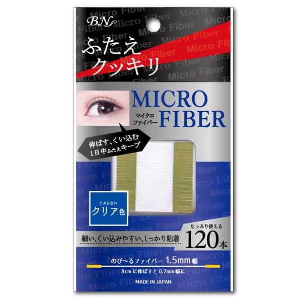 株式会社ビー・エヌ マイクロファイバー クリア1.5mm MRC-01
