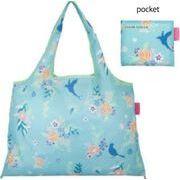 デザイナーズジャパン2WAY Shopping Bag Bouquet&bird DJQ-14320