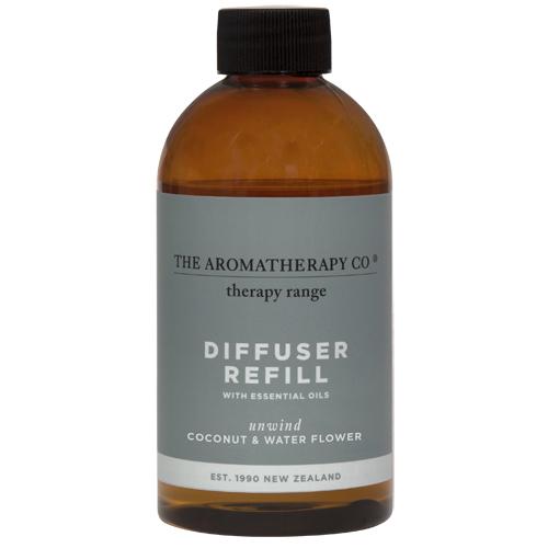 Therapy Range Essential Oil Diffuser Refill(詰め替え用)ココナッツ&ウォーターフラワー Unwind