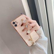 スマホケース iPhone ケース iPhone12/11 pro max iphoneX/XS/XR 携帯ケース 耐衝撃 ベルト付き