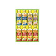 一番搾りべに花油&ヘルシーオイルギフト BPH-40 箱/ケース売 4入