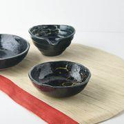 【特価品】夜華 布目11.5cm丸鉢[B品][美濃焼]