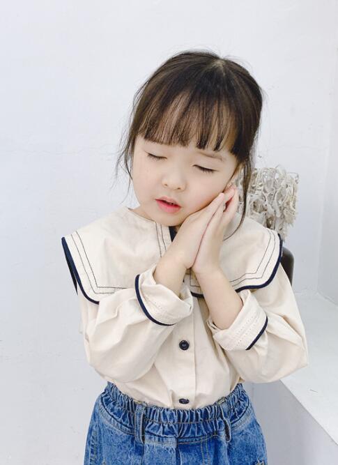 2021年新作★キッズトップス★Tシャツ★ブラウス★80-130