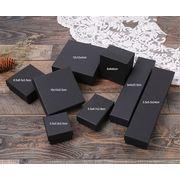 小物入れ ネックレス&指輪&ピアスの紙箱 ギフトボックス  包装ボックス