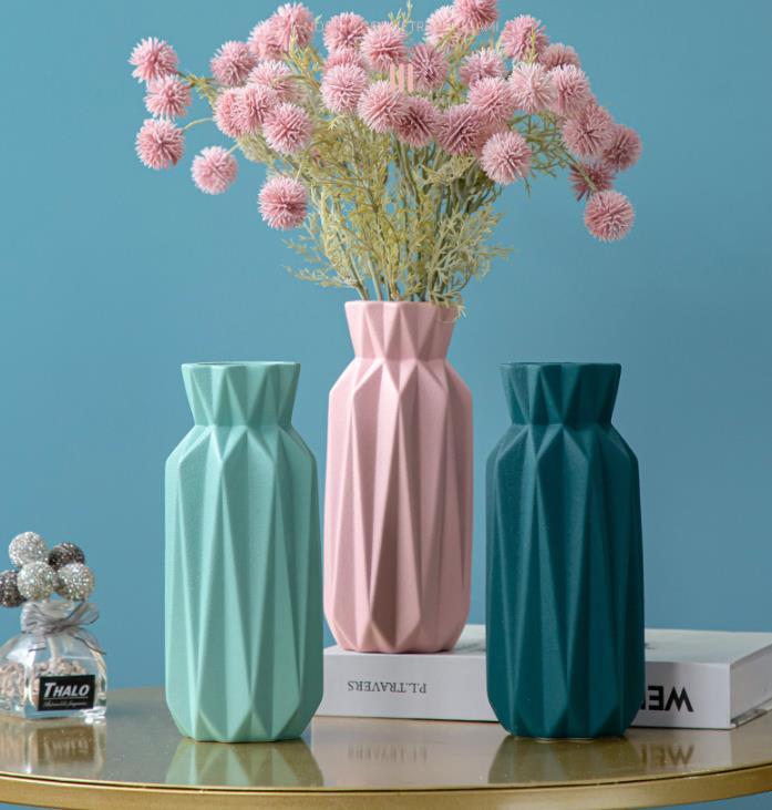 家具 装飾 セラミック シミュレーション 花+花瓶 小さい新鮮な 居間 装飾 クリエイティブ