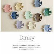 【Dinky】トリ小皿[日本製 美濃焼]みのる陶器 オリジナル