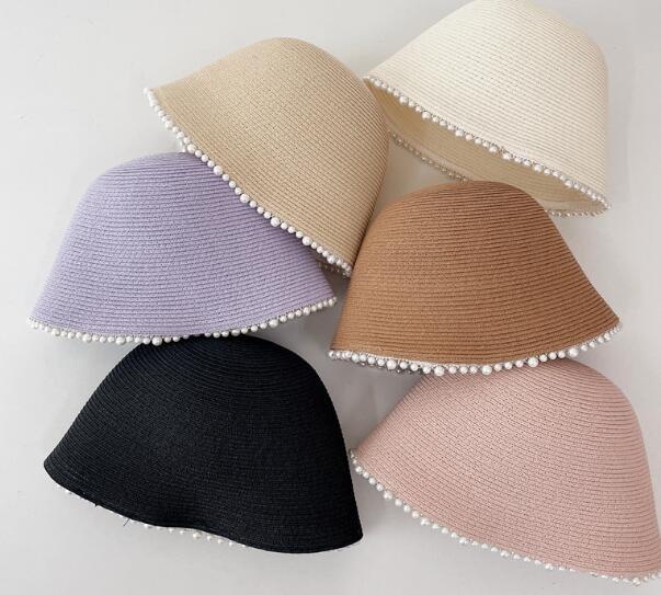 帽子 キャップ キッズ 子ども 女の子 夏 シンプル 折り畳み 日焼け止め トレンド