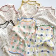 ins大人気 子供用 寝袋 6色選べ 可愛い クマ 花柄 水玉 ベビー キッズ