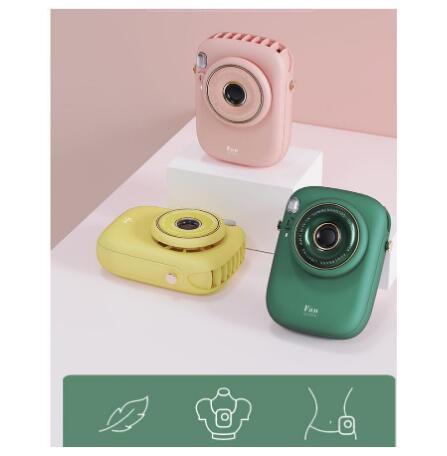 扇風機 強力 首掛け扇風機 手持ち扇風機 USB ミニ扇風機 静音携帯扇風機 小型扇風機 ミニファン