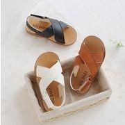 【子供靴】カジュアル系 サンダル  夏 男女兼用 全3色 子供靴 キッズ靴