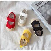2021新作★キッズ★靴★子供靴★キッズ靴★キャンバスシューズ★カジュアル★4色★21-30#