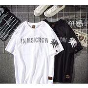 春夏新作 メンズ トップス Tシャツ 半袖 カジュアル ファッション 大きいサイズ