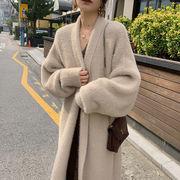 【Women】2021年秋冬新作 韓国風レディース服 コート