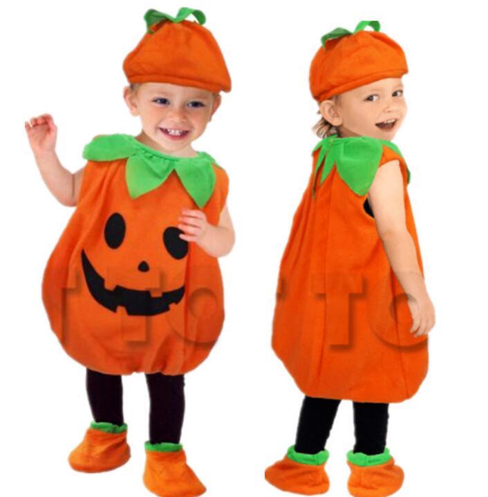 ハロウィン コスチューム ハロウィン 服 ハロウィン 衣装 キッズ 子供 かぼちゃ 衣装 仮装 変身