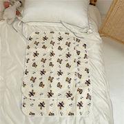 防水マットレス で洗濯に便利 生理パッド 遺漏を防タオル 新生児用マットレス