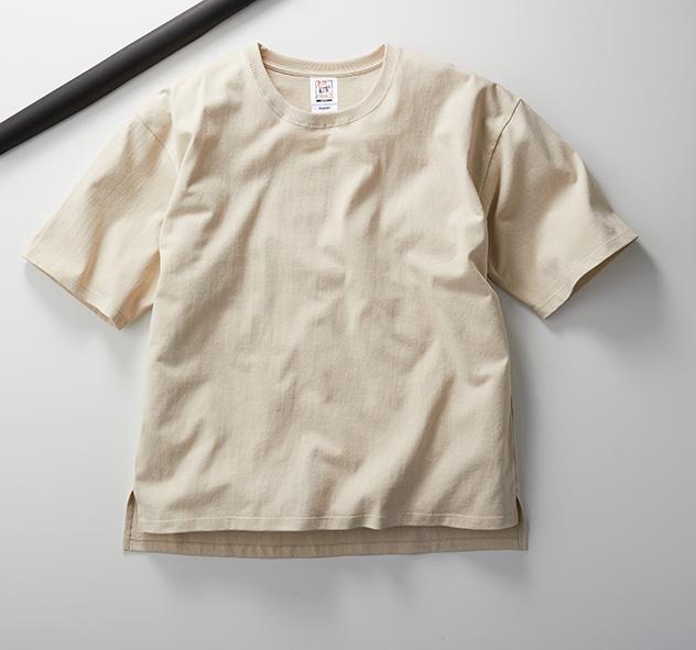 TRUSS BASIC STYLE OE1401 オープンエンド マックスウェイト メンズオーバーTシャツ