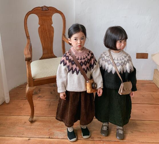 子供服 セーター キッズ 子ども 秋 かわいい カジュアル トレンド おしゃれ 人気
