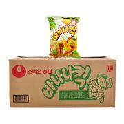 新商品♪  大人気商品!! 【韓国】 農心バナナキック45g(日) 50100650